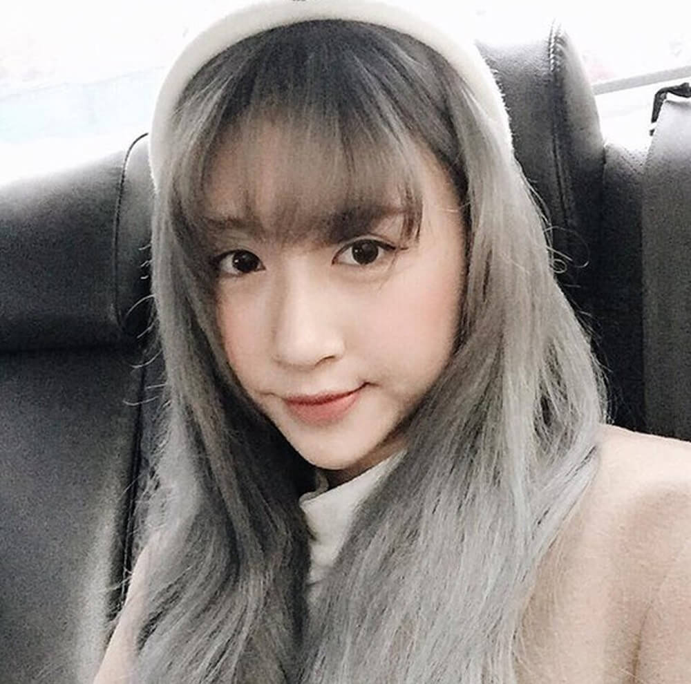 Nâu rêu cá tính - Màu tóc đẹp cực chất cho năm mới