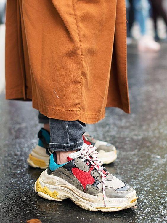 Sneaker Balenciaga Triple-S
