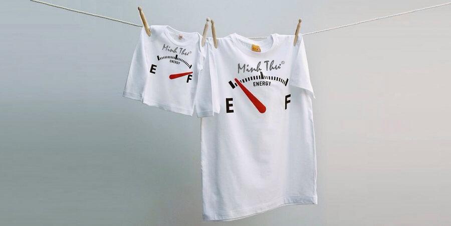 Cách giặt áo thun mới không bị giãn, xù lông đúng cách