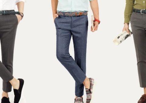 Cách chọn size quần cho nam giới