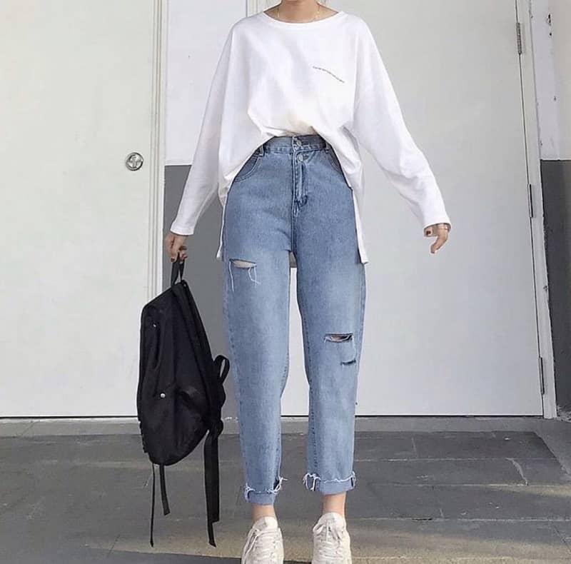 quần baggy nữ đẹp tại tphcm