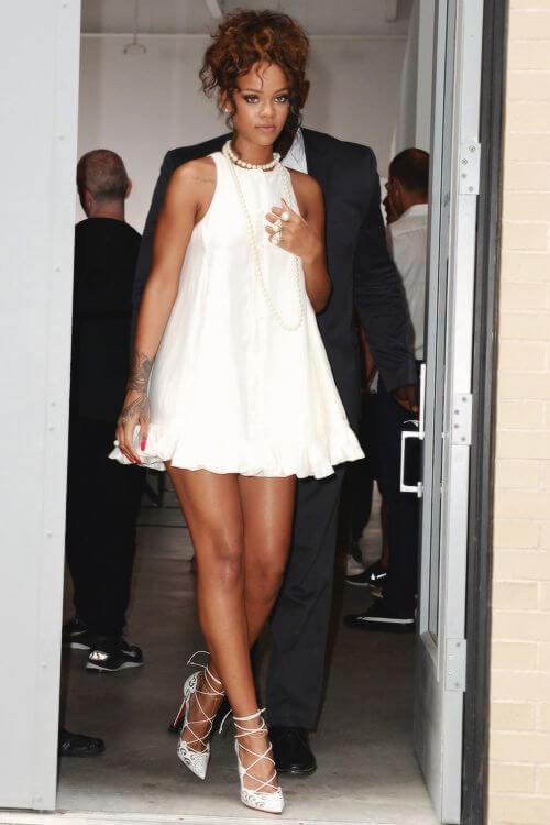 Váy dáng suông giấu nhẹm mọi khuyết điểm trên thân hình