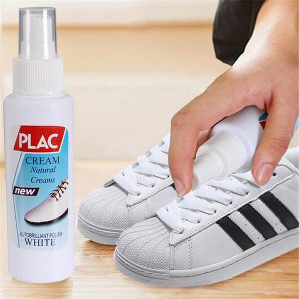 Làm trắng sạch giày Converse sử dụng thuốc tẩy