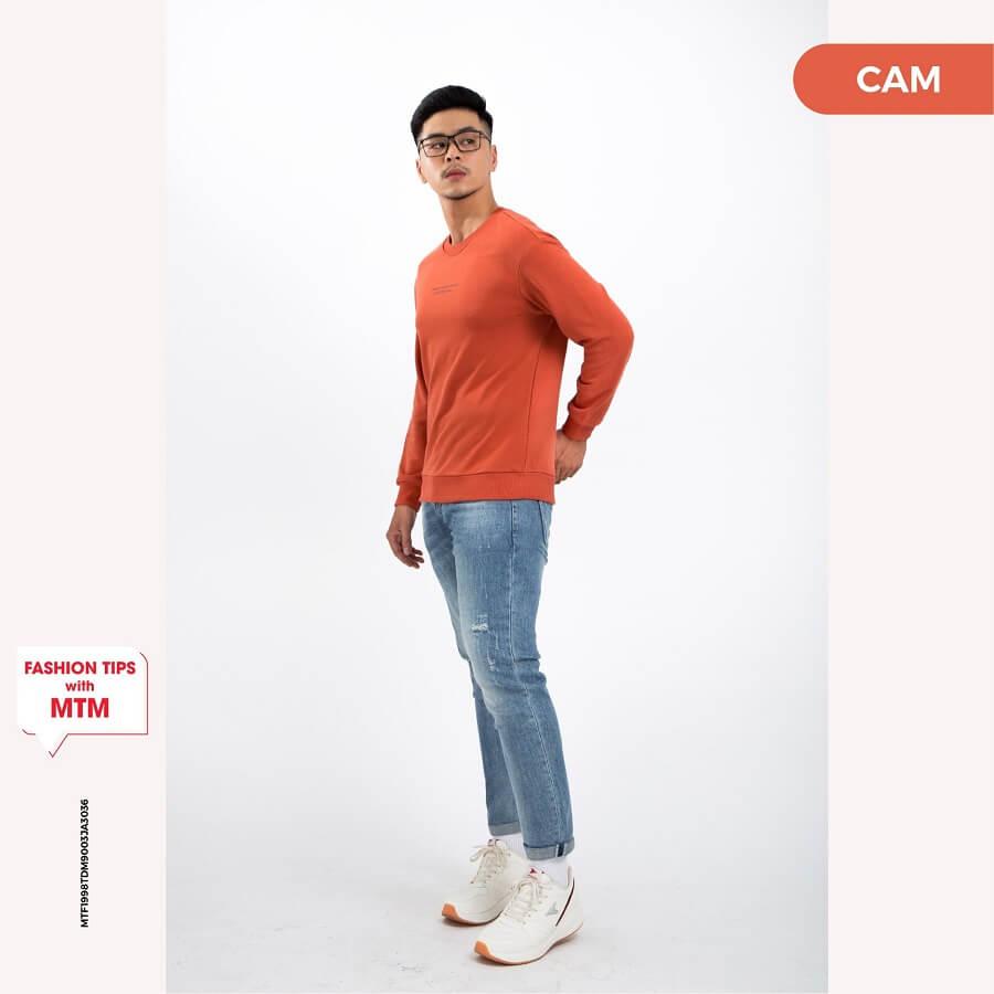 Màu cam - Tips mặc đồ đẹp cho chàng mệnh hỏa