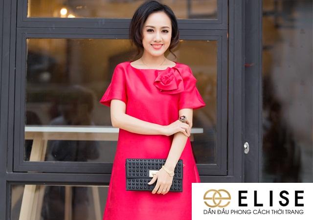 Thời trang công sở đẹp - Elise