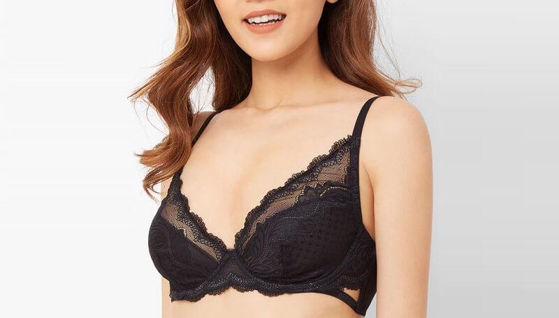 Các mẫu áo ngực đẹp lại không tạo vết hằn trên da