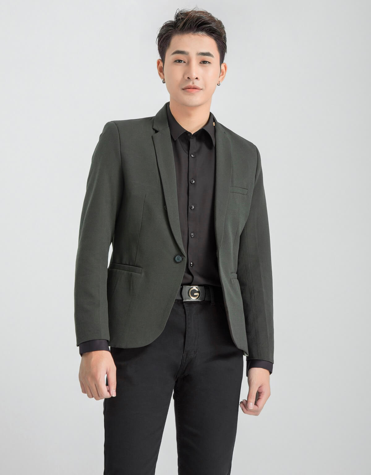 phân biệt vest và blazer