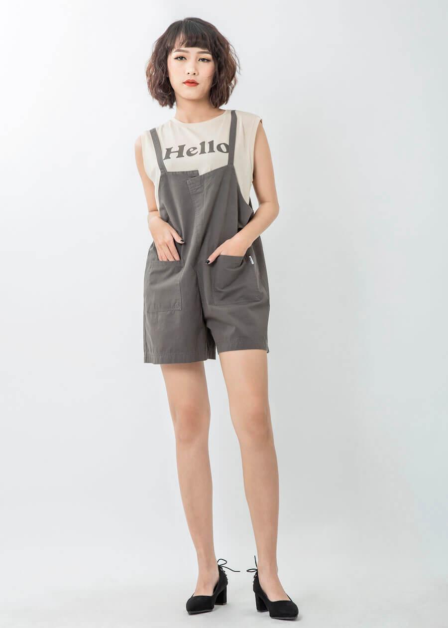 Khám phá BST quần yếm đẹp tại AF Fashion