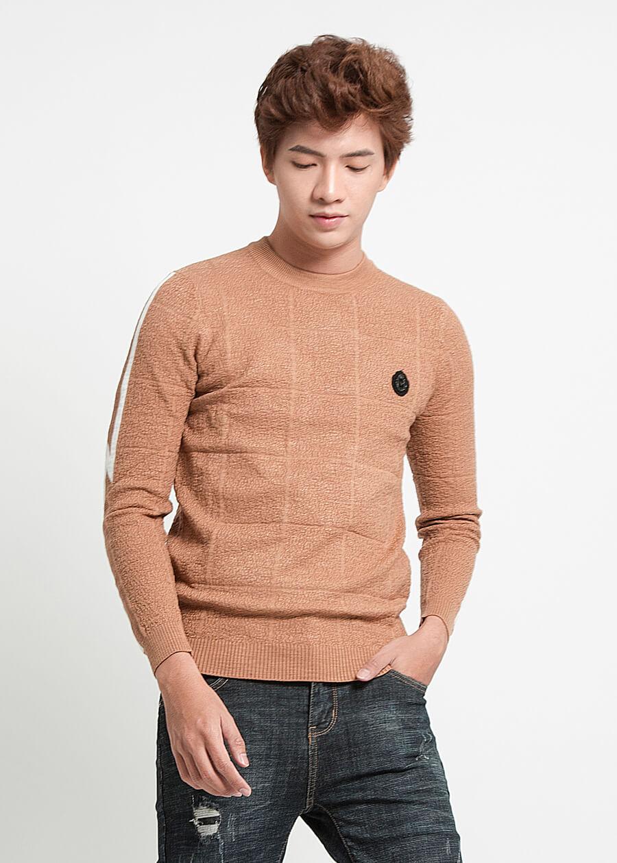 Áo len đơn giản nhưng không nhàm chán
