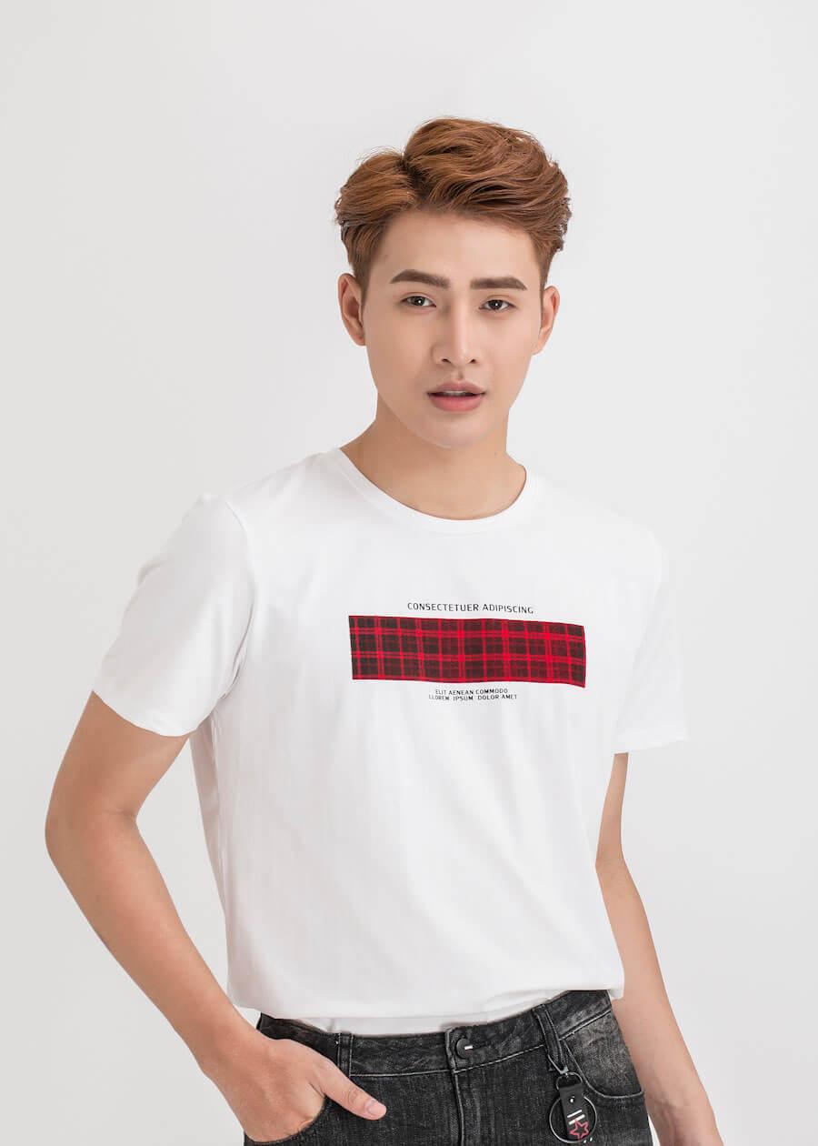 Áo thun (T-shirt) - Món thời trang mà phái mạnh nên có