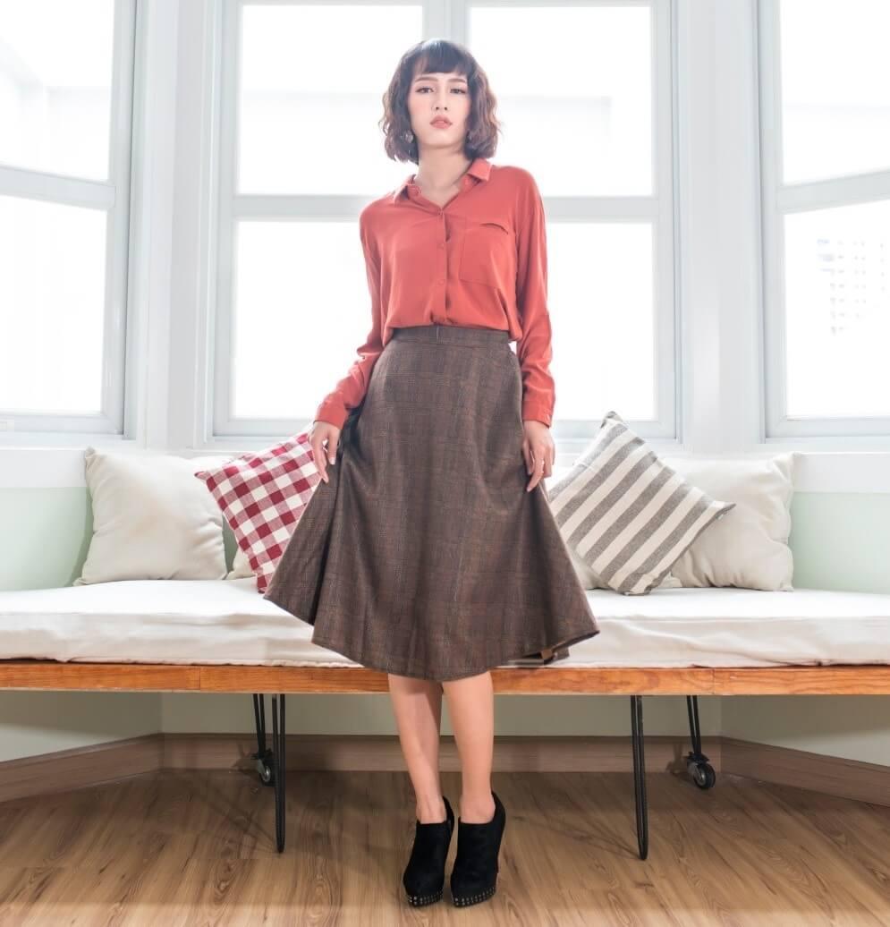 AF Fashion - Địa chỉ bán áo sơ mi nữ cực đẹp tại TP HCM