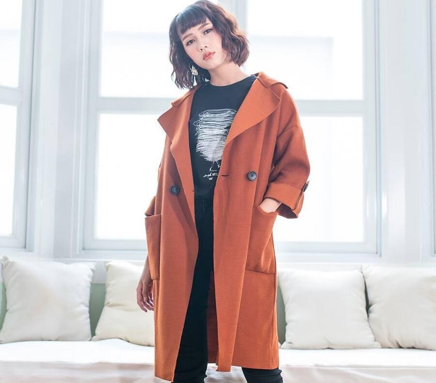 Áo khoác từ AF Fashion - Shop chuyên thời trang và phụ kiện nữ