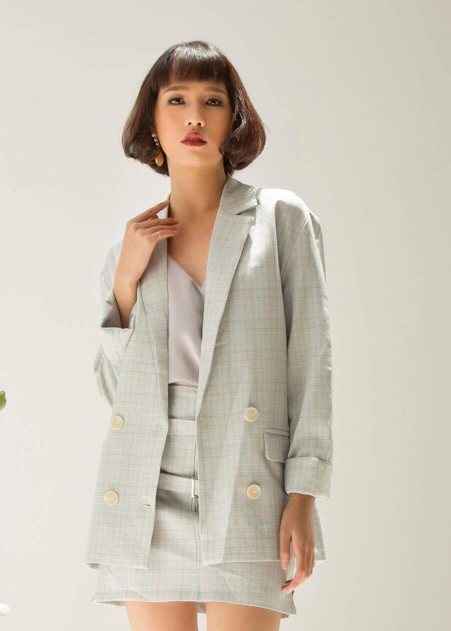 Suit nữ mềm mại, nhẹ nhàng