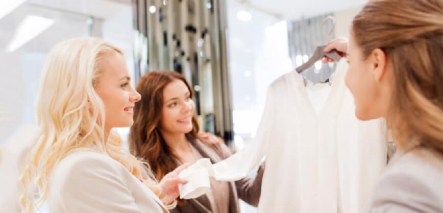 Những kỹ năng nên trang bị đối với nhân viên bán quần áo