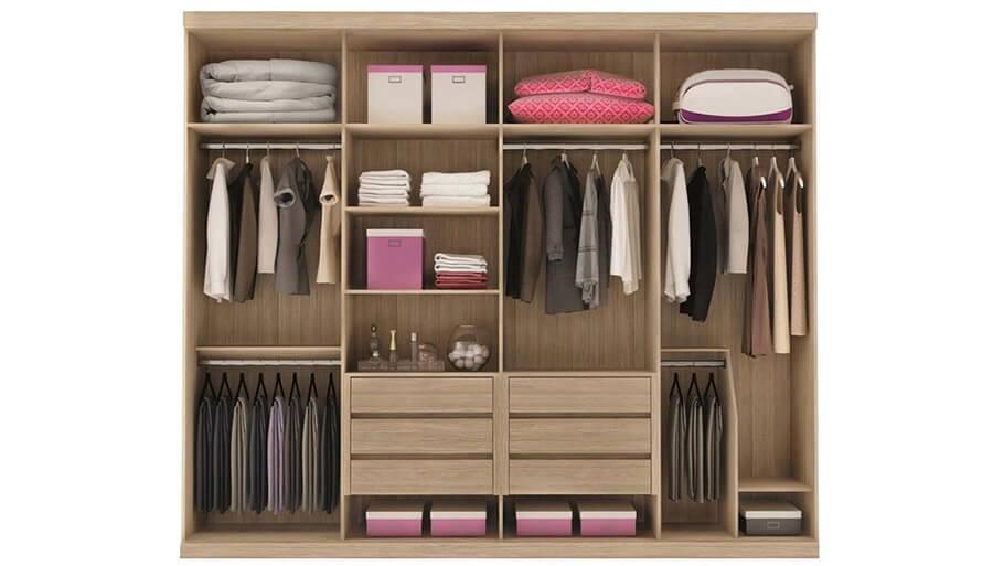 Lean Wardrobe – Xây Dựng Tủ Quần Áo Gọn Gàng Và Hợp Lý