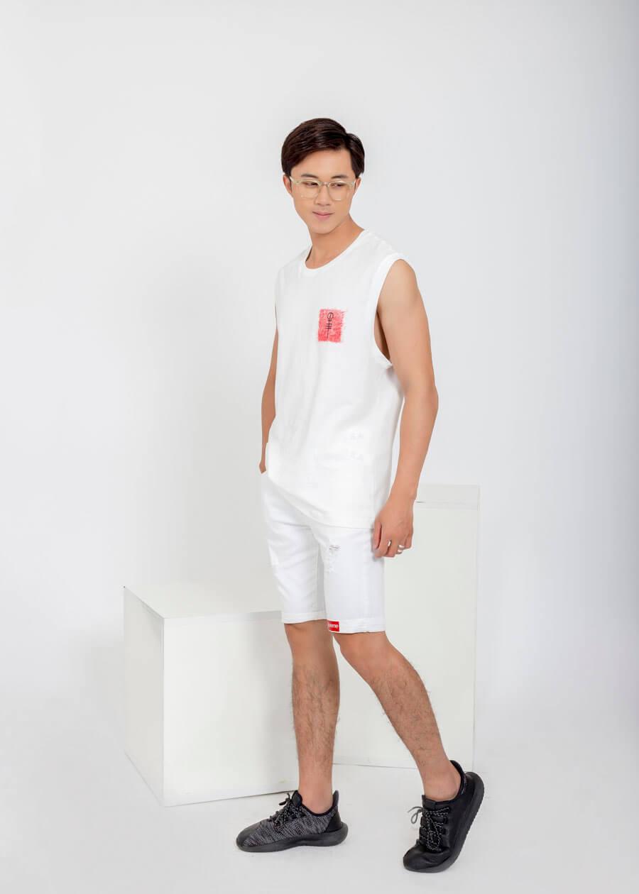 Bộ sưu tập áo tank top nam cực chất tại Minh Thư