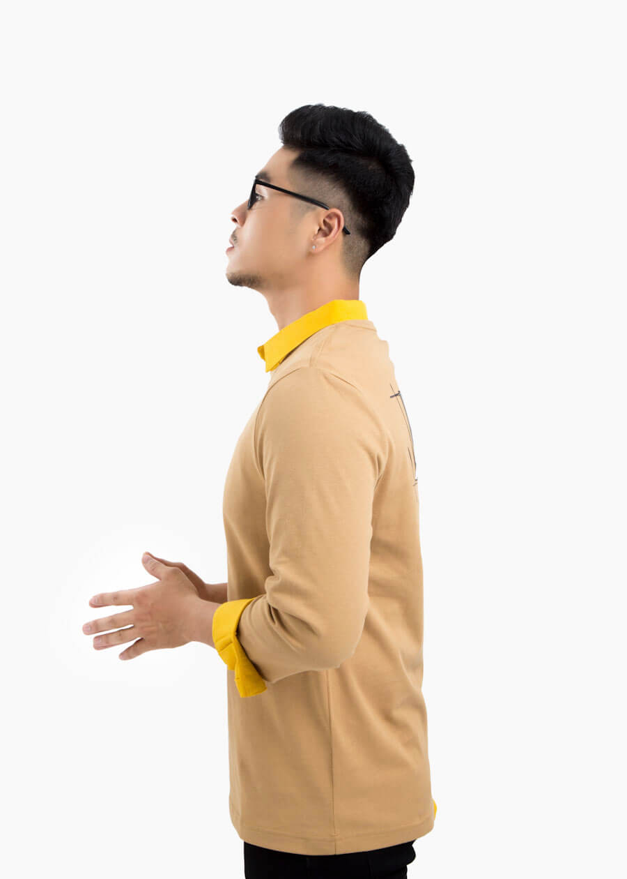 Sweatshirt và sweater khác hoodie như thế nào