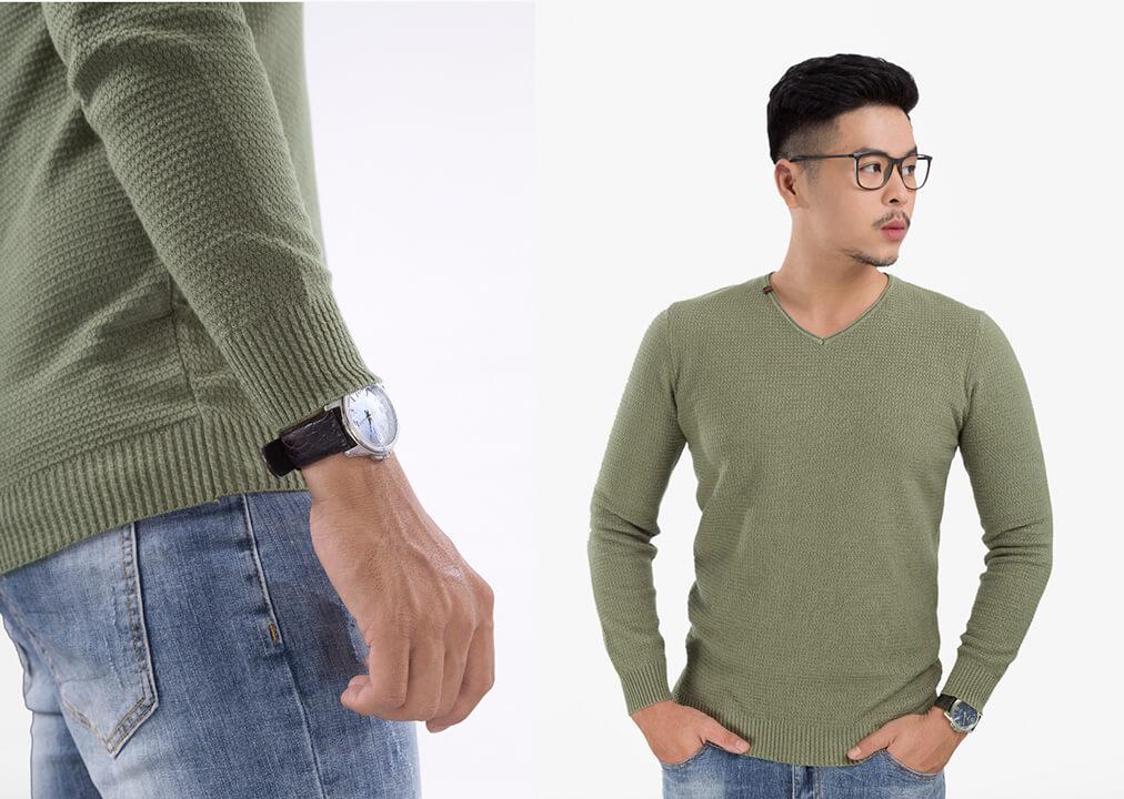 Sweatshirt là gì? Cùng tìm hiểu về item sweatshirt được nhiều tín đồ yêu thích