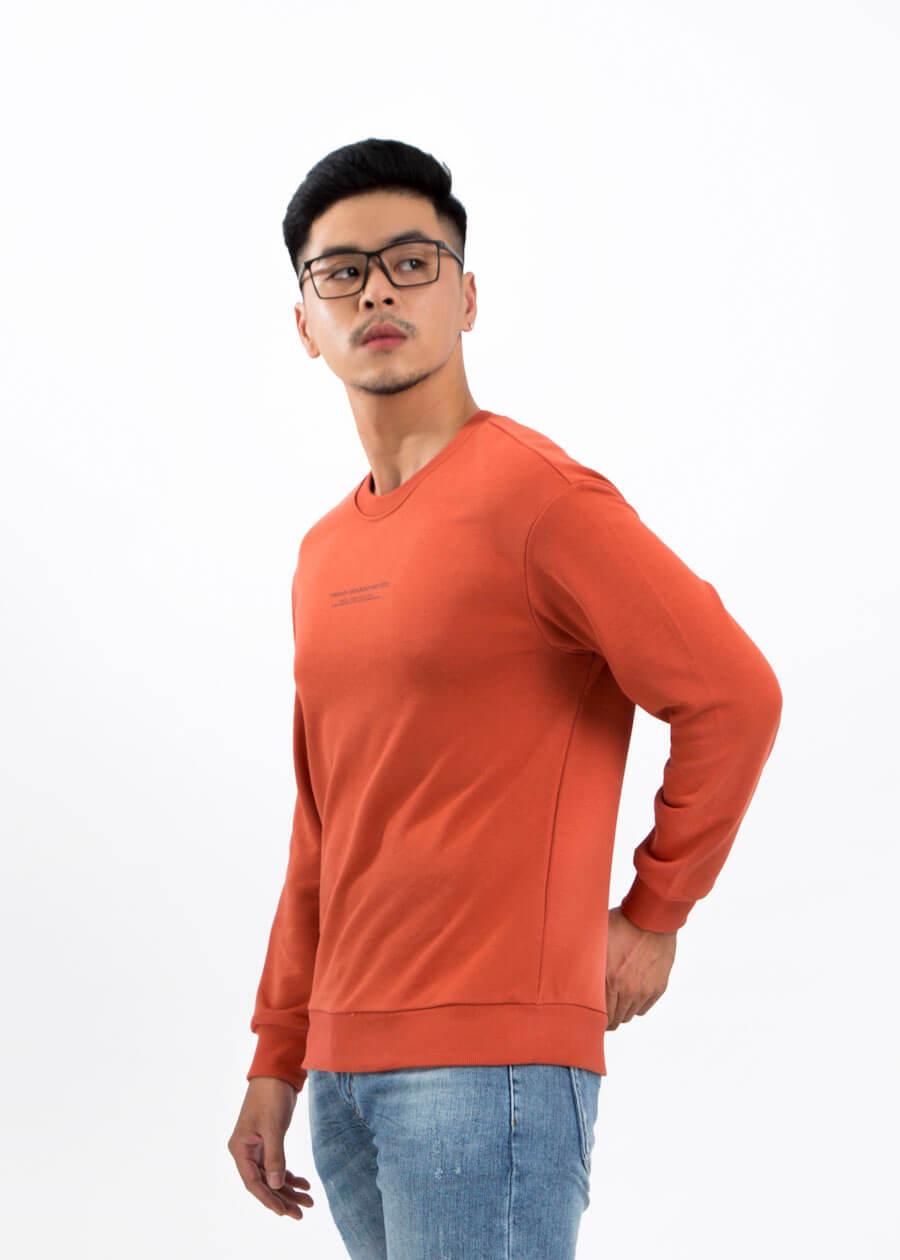 Nên mặc sweatshirt khi nào?