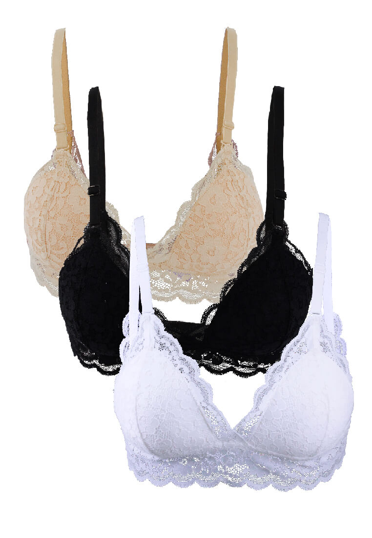 Mẫu áo ngực trẻ trung bralette Relax (Young bralette bra) - RAY002