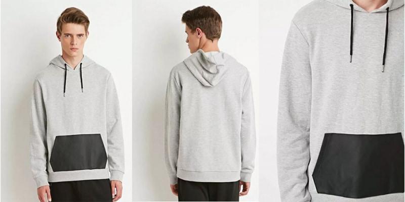 cách chọn áo hoodie nam phù hợp trong mùa hè