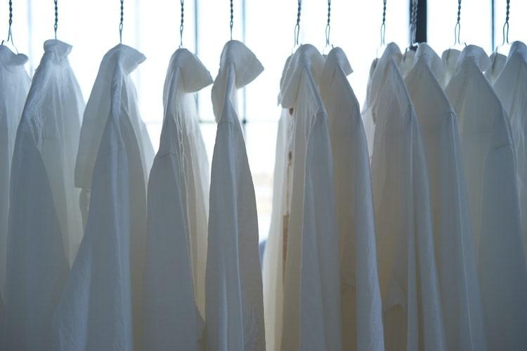 cách chọn áo sơ mi trắng