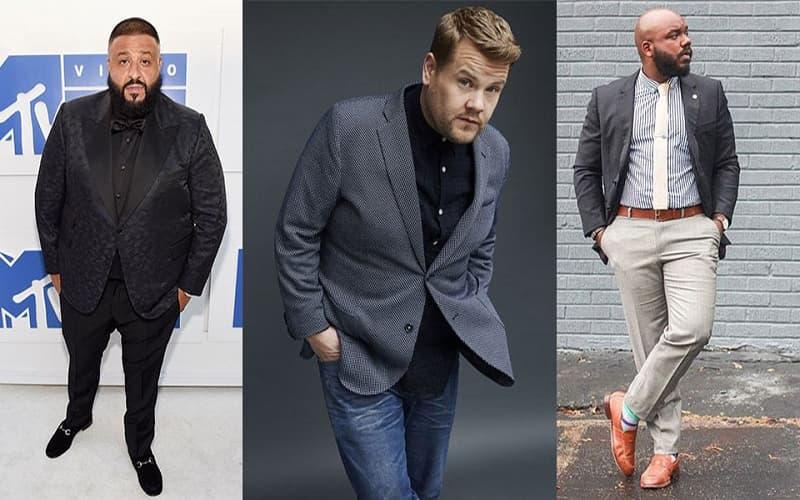 cách chọn mua áo khoác nam cho nam mập