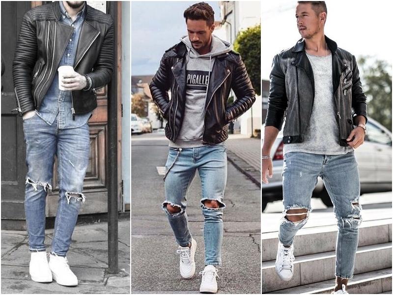 cách chọn quần jeans nam theo dáng người cực chuẩn