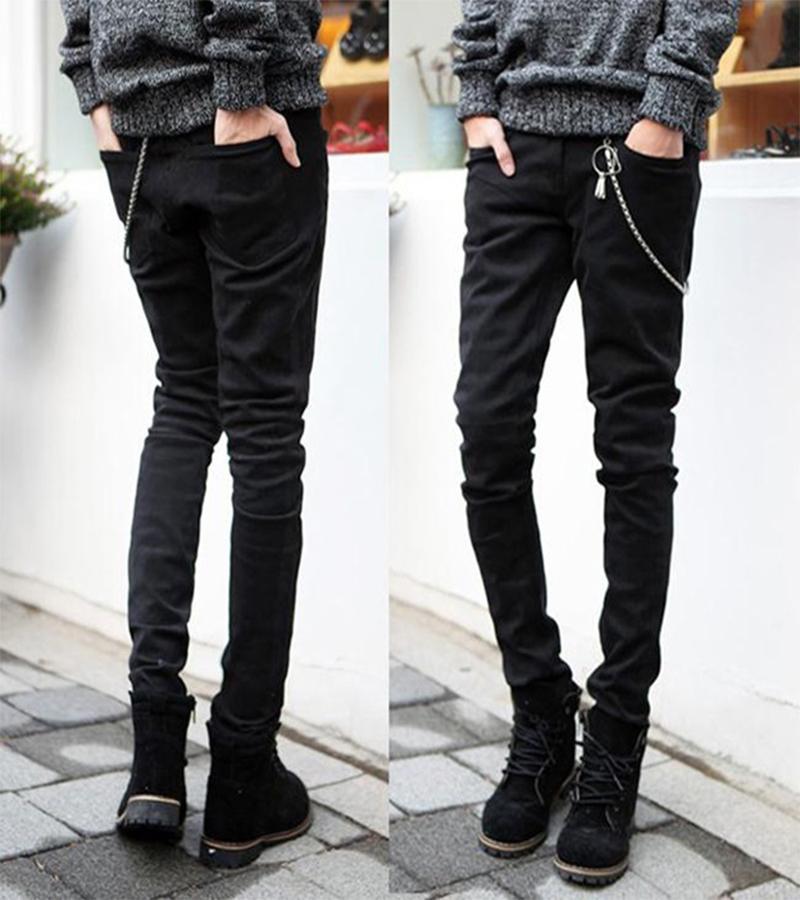 cách chọn quần jeans nam cho người cao gầy