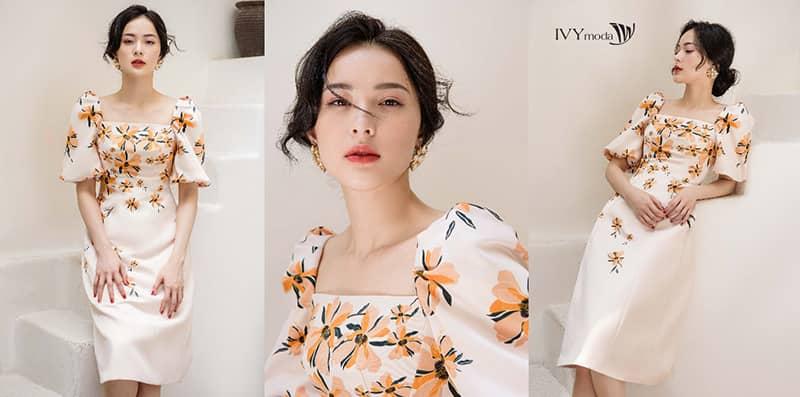 các sản phẩm thời trang tại Ivy Moda khá đa dạng