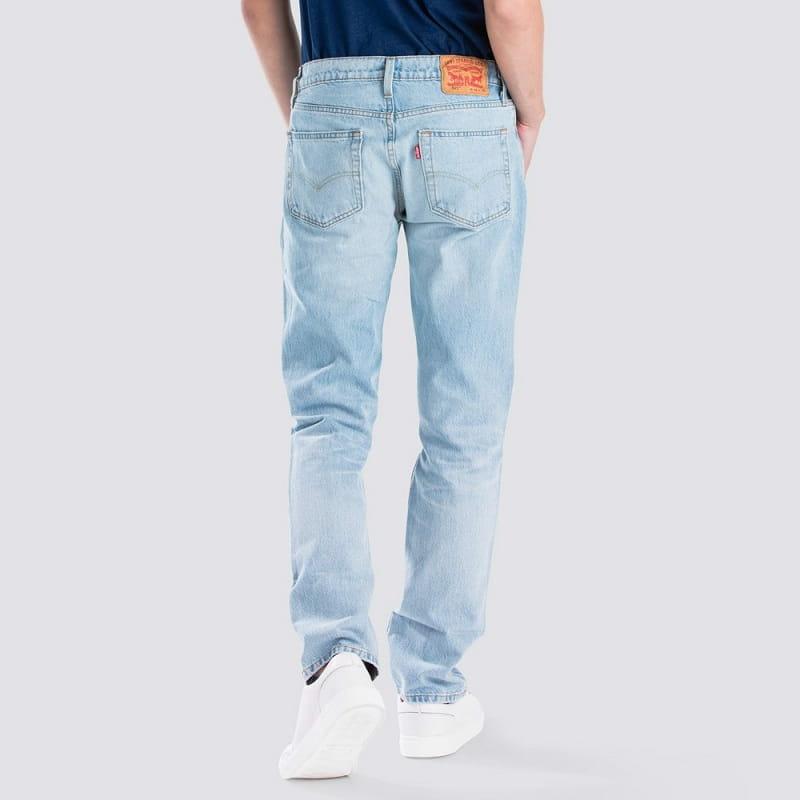 quần jean ống rộng levi's