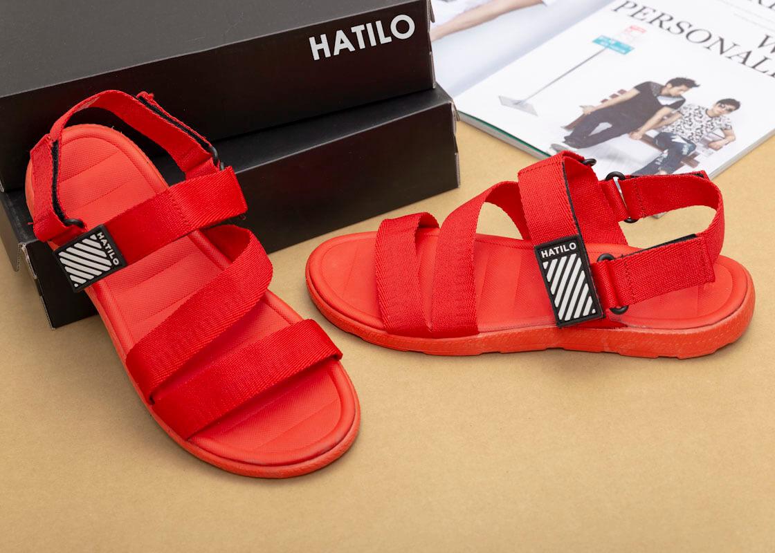 Mẫu dép sandal đồng nhất màu phong cách (1-color basic sandal) – HSD6