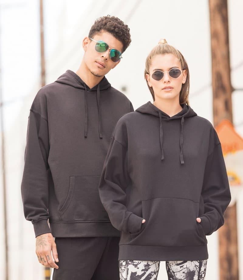 áo hoodie unisex