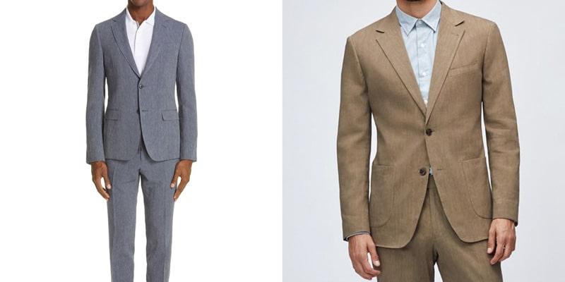 lựa chọn chất liệu vải may áo vest phù hợp
