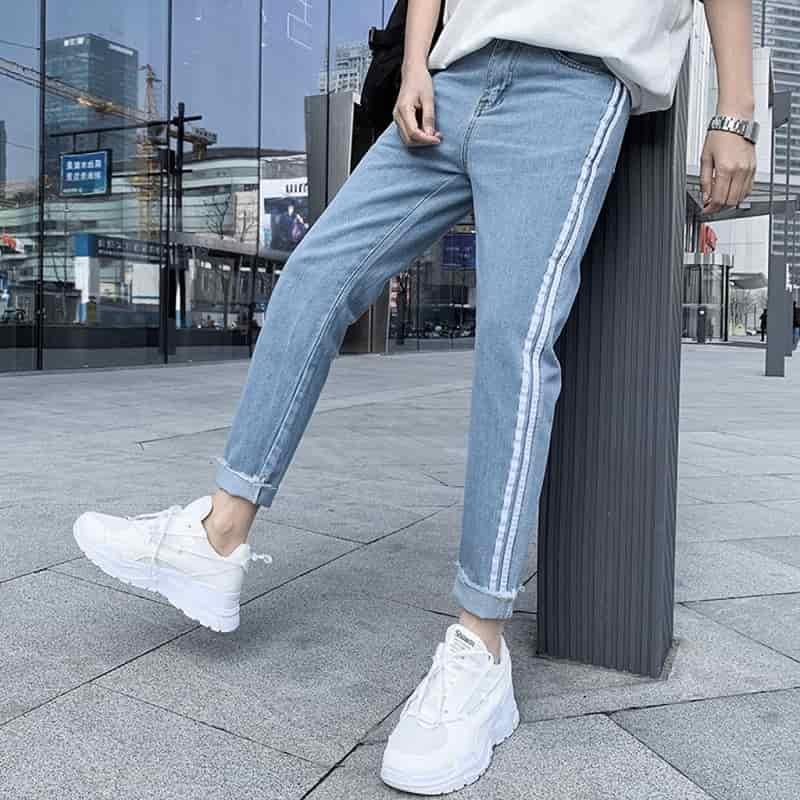 quần jean baggy nam