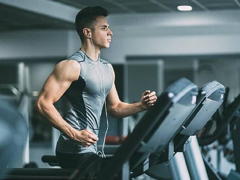 quần short tập gym