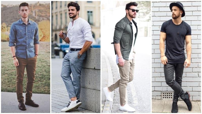 thời trang tuổi 25 nam giới nên sở hữu