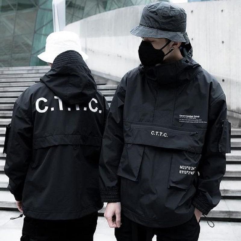 ưu điểm của áo khoác dù