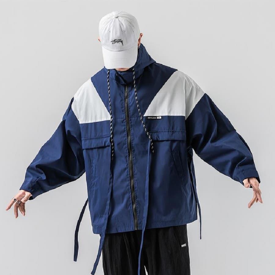 áo khoác nam free size
