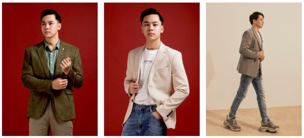 áo vest nam tại fashion minh thư