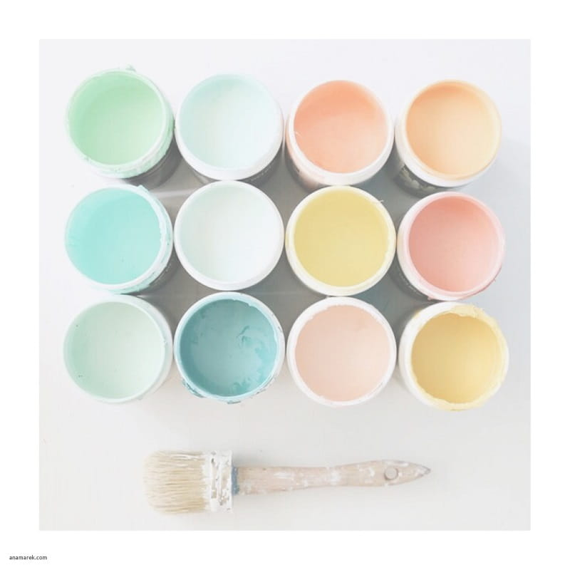 màu pastel là màu gì