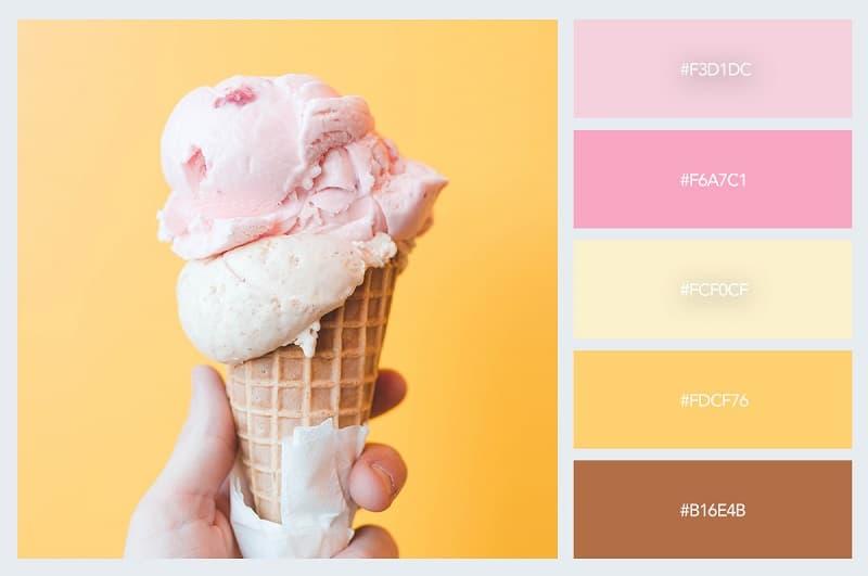 Màu Pastel mang lại cảm giác ấm cúng