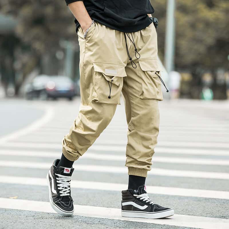 quần kaki nam túi hộp đẹp