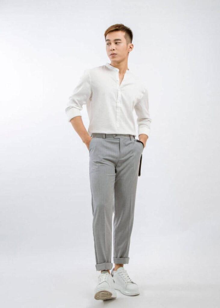 quần tây Stripes Trousers 1905
