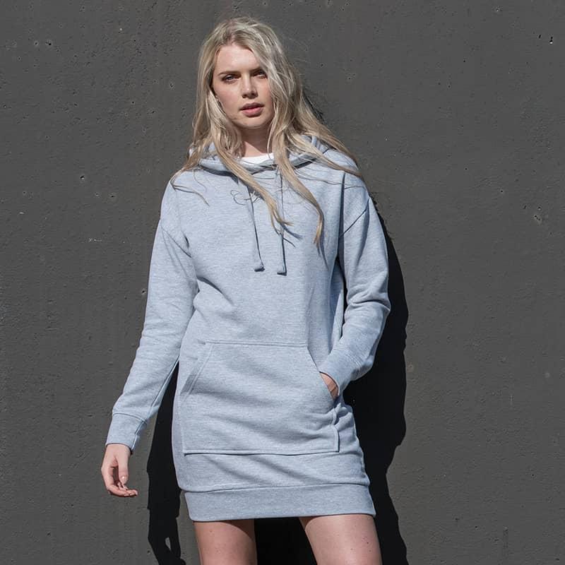 váy hoodie