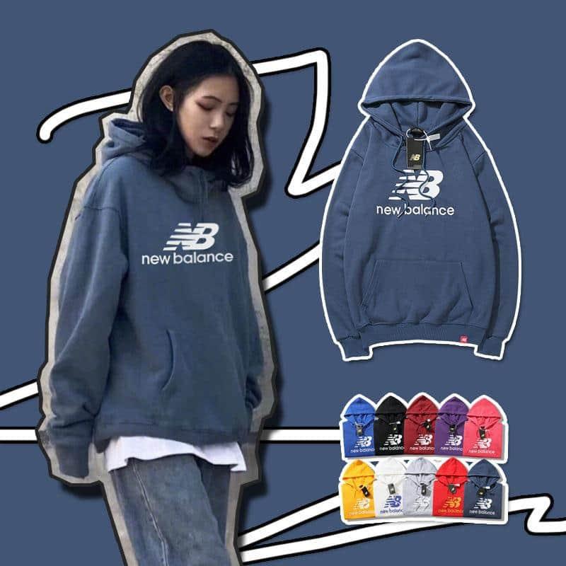 áo hoodie new balance