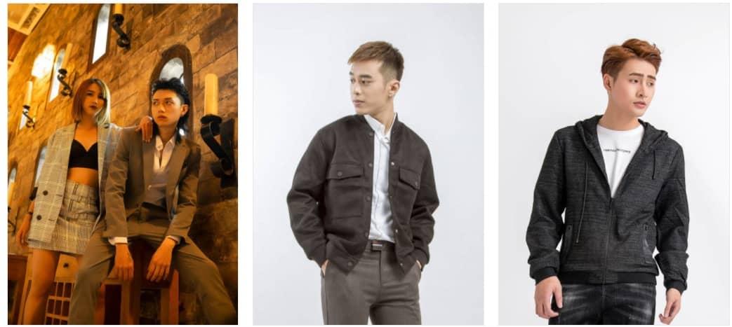 áo khoác đẹp cho nam