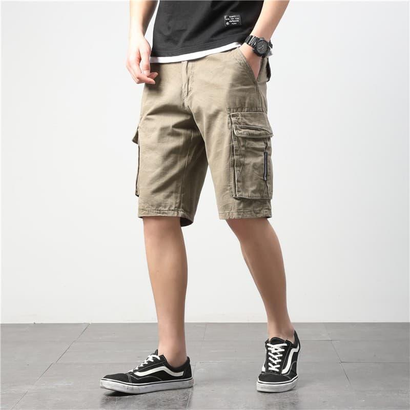 quần short túi hộp