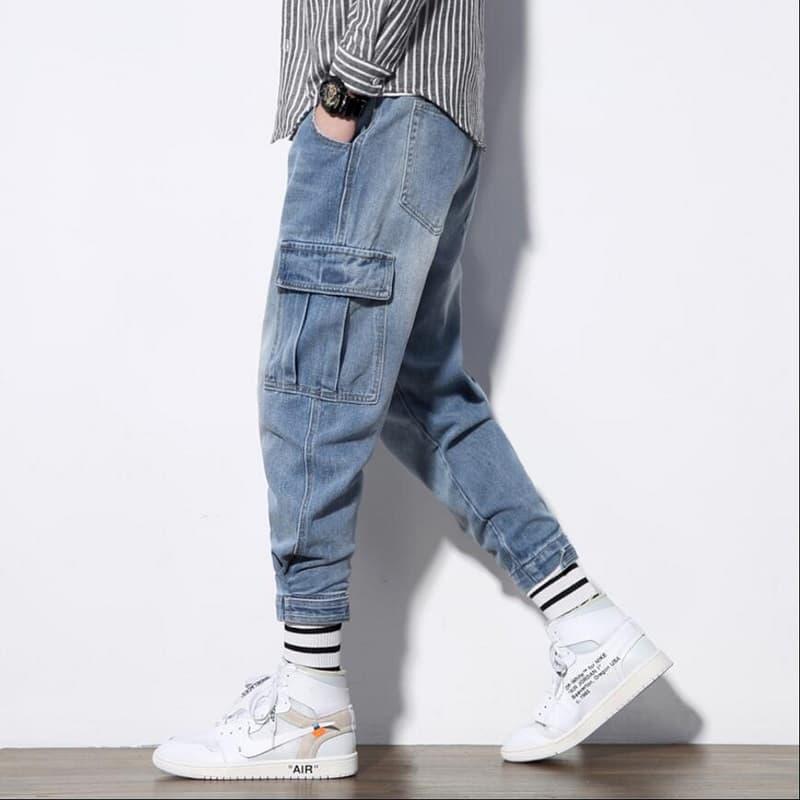 quần jean cargo