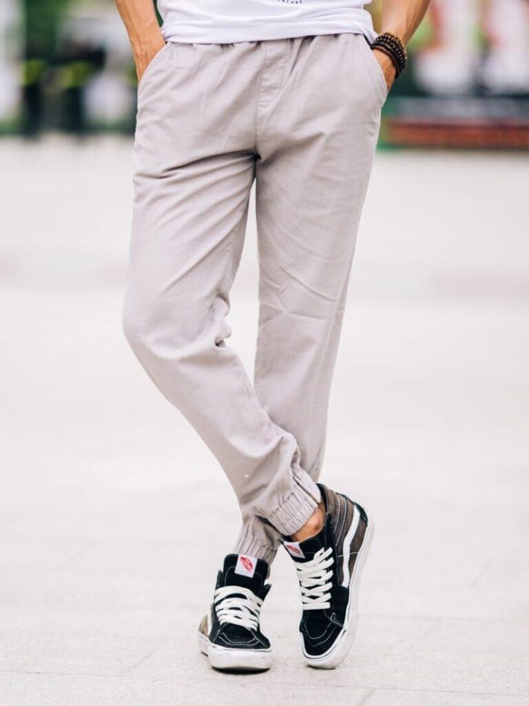 Những mẫu quần Chinos nam đẹp